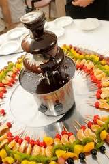 Are you hosting a party and wanted to set up a chocolate fountain? That is quite exciting. But unless you have already used chocolate fountains for several ... : chocolate fountain table set up - pezcame.com